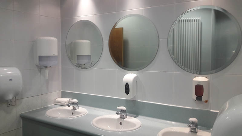Phasor Bathroom Renovation for Tallaght Hotel