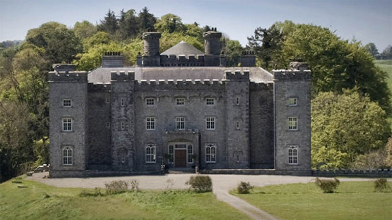 Phasor Water Softener Installation for Slane Castle
